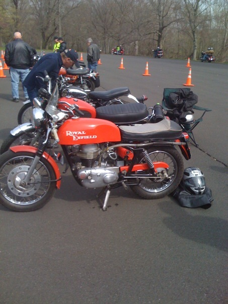 Royal Enfield<br>