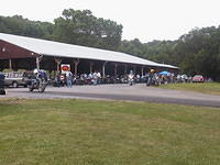 2006 Virginia Moto Guzzi Rally